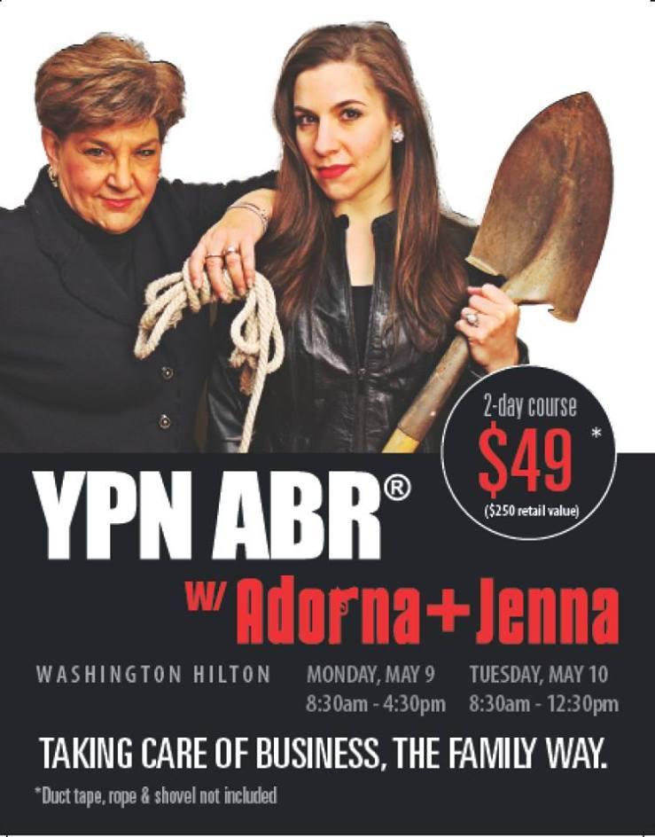 Adorna and Jenna 2