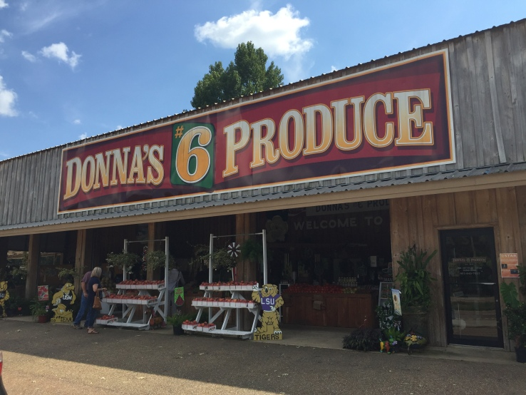 Donnas Number 6 Produce