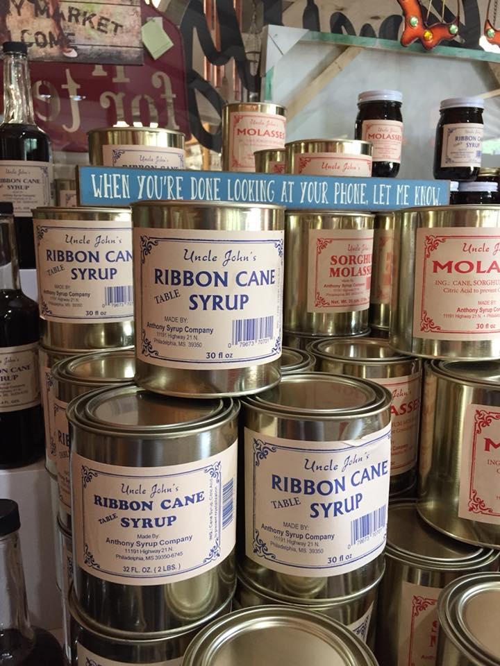 Ribbon cane