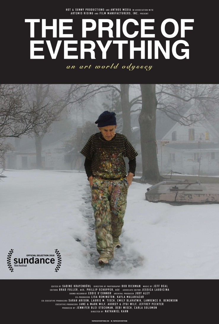 Nathaniel Kahn The Price of Everything Film Documentary