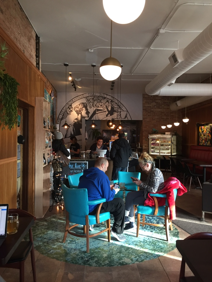 Avondale Coffee Club Chicago Illinois
