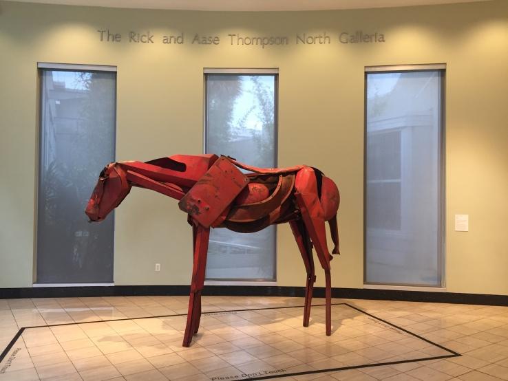 Gainesville Florida Harn Museum of Art Deborah Butterfield