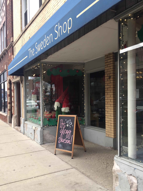 The Sweden Shop Chicago Illinois North Center neighborhood