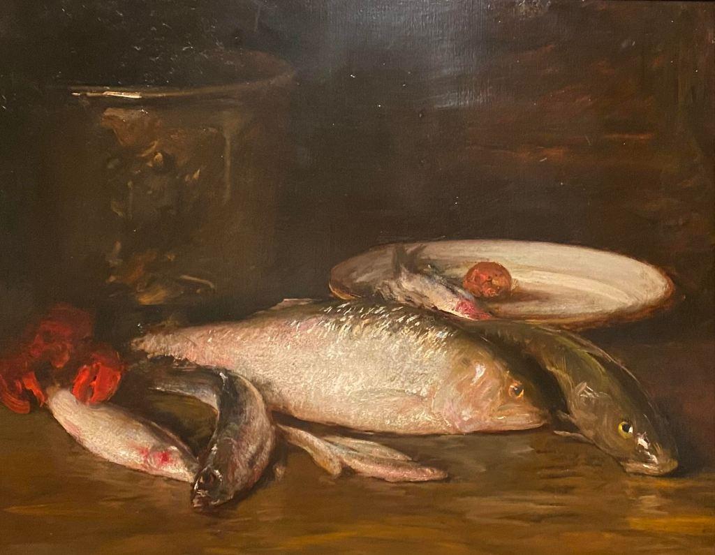 William Merritt Chase oil painting Denver Art Museum