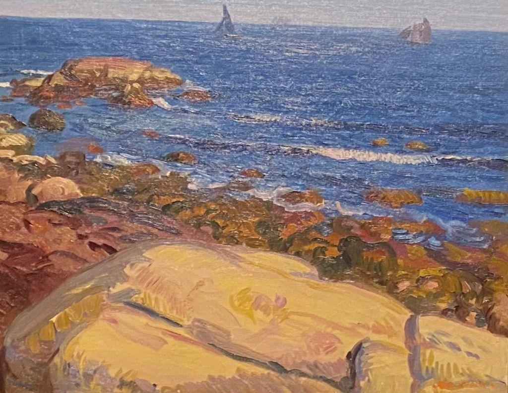 John French Sloan painting Denver Art Museum